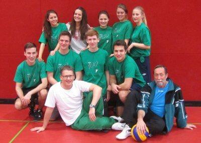 Teilnehmer der VLW -Jugendrunde 2013:2014