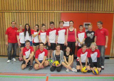 Teilnehmer der VLW -Jugendrunde 2014:2015