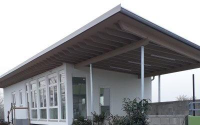TSV Heimerdingen – Neubau